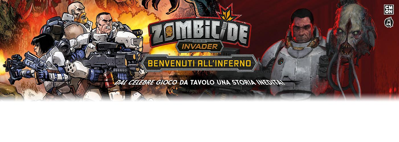 Zombicide Invader ECOMMERCE