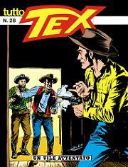 Risultati immagini per Tex un vile attentato