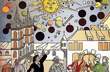 Le astronavi di Carlo Magno