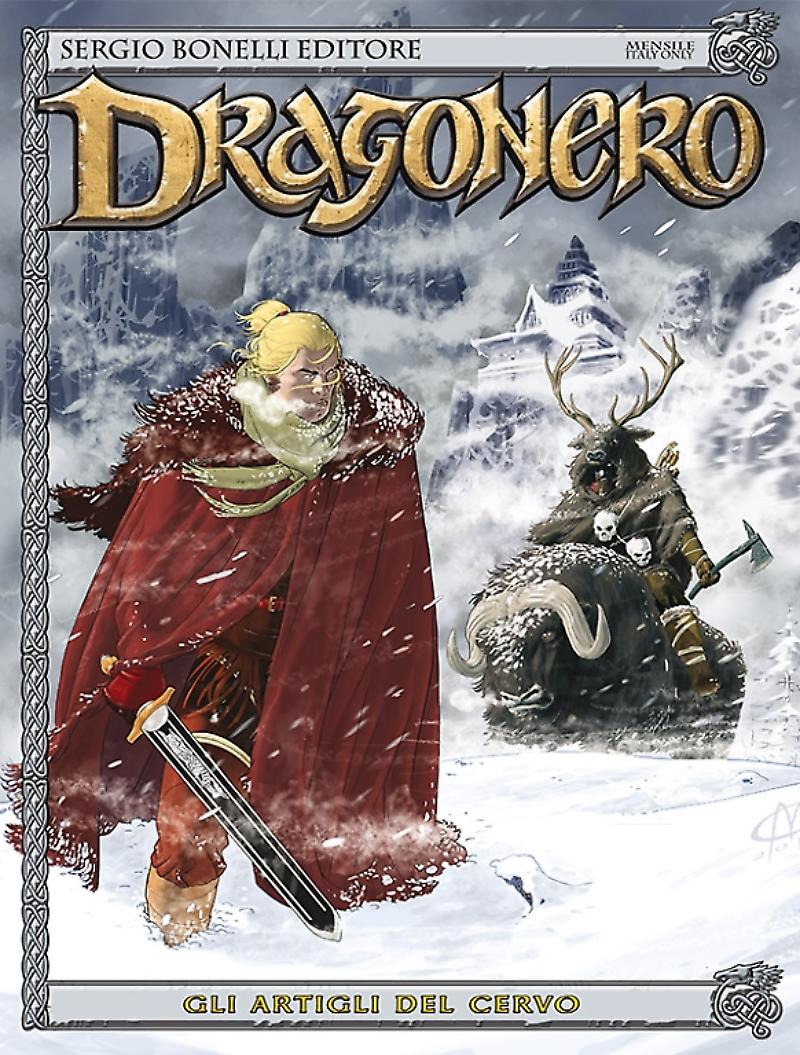 Dragonero #27