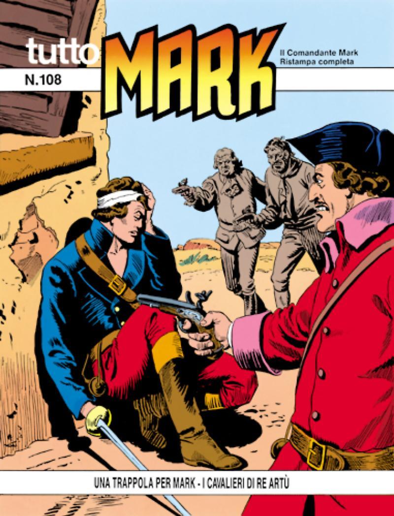 Una trappola per Mark - I cavalieri di Re Artù - Sergio Bonelli 5c812b36e9bd5